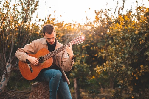 Three tips for learning the classical guitar